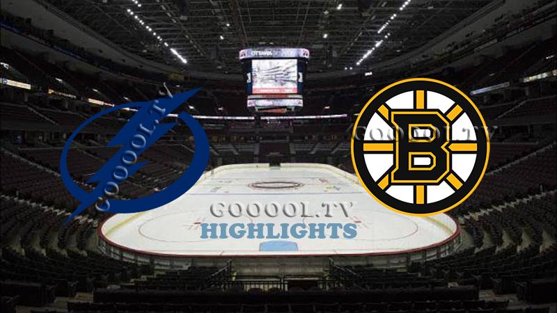Тампа-Бэй Лайтнинг - Бостон Брюинз обзор 26.08.2020 НХЛ