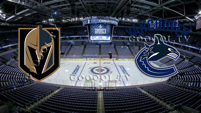Вегас Голден Найтс - Ванкувер Кэнакс НХЛ 05.09.2020