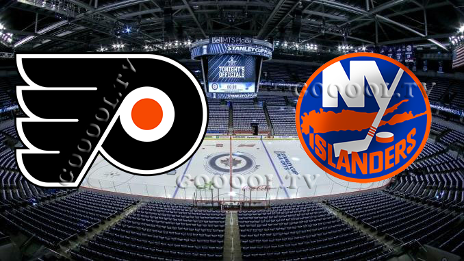 Филадельфия Флайерз - Нью-Йорк Айлендерс НХЛ 30.08.2020
