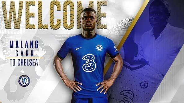 Маланг Сарр подписал контракт с «Челси»