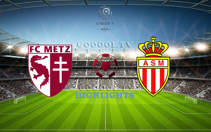 Метц - Монако обзор 30.08.2020 Лига 1