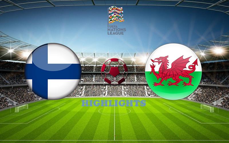 Финляндия - Уэльс обзор 03.09.2020 Лига наций УЕФА