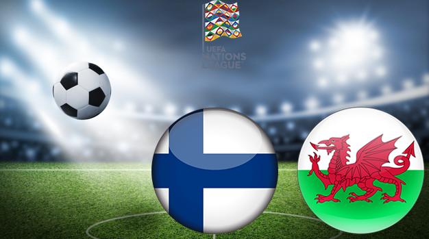 Финляндия - Уэльс Лига наций УЕФА 03.09.2020