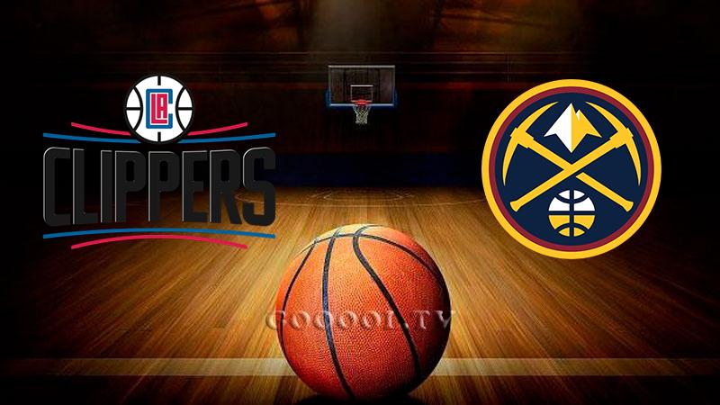 Лос Анджелес Клипперс - Денвер Наггетс обзор 04.09.2020 НБА