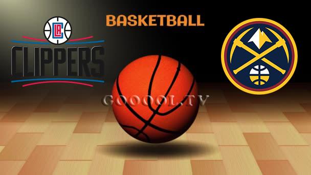Лос Анджелес Клипперс - Денвер Наггетс НБА 04.09.2020