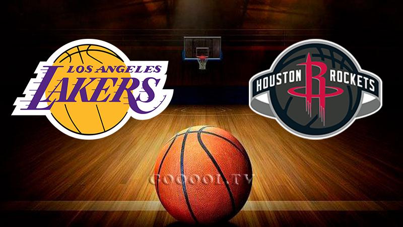 ЛА Лейкерс - Хьюстон Рокетс обзор 13.09.2020 НБА