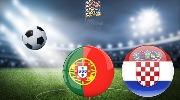 Португалия - Хорватия Лига наций УЕФА 05.09.2020