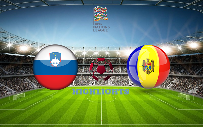 Словения - Молдова обзор 06.09.2020 Лига наций УЕФА