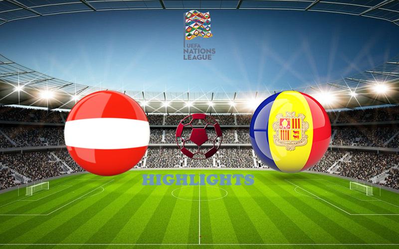 Австрия - Румыния обзор 07.09.2020 Лига наций УЕФА