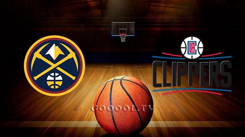 Денвер Наггетс - Лос Анджелес Клипперс обзор 13.09.2020 НБА