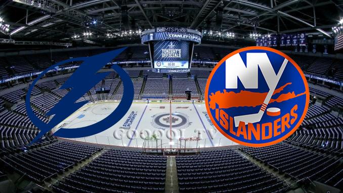 Тампа-Бэй Лайтнинг - Нью-Йорк Айлендерс НХЛ 08.09.2020