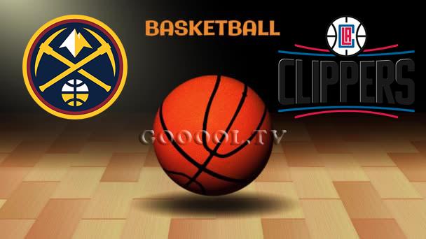 Денвер Наггетс - ЛА Клипперс НБА 08.09.2020