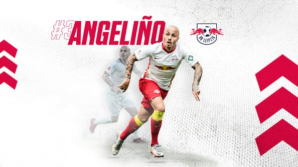«Лейпциг» арендовал Анхелиньо у «Манчестер Сити»