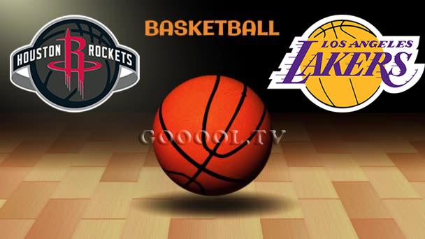 Хьюстон Рокетс - ЛА Лейкерс НБА 11.09.2020