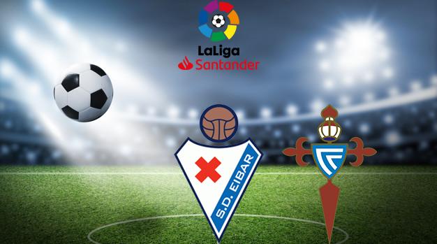 Эйбар - Сельта Ла Лига 12.09.2020
