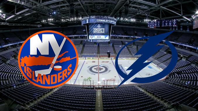 Нью-Йорк Айлендерс - Тампа-Бэй Лайтнинг НХЛ 12.09.2020