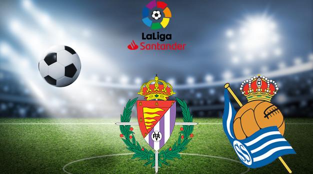 Вальядолид - Реал Сосьедад Ла Лига 13.09.2020