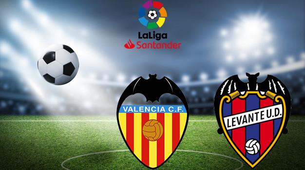 Валенсия - Леванте Ла Лига 13.09.2020