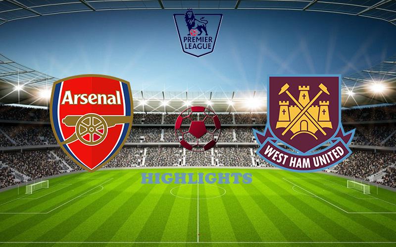 Арсенал - Вест Хэм обзор 19.09.2020 АПЛ
