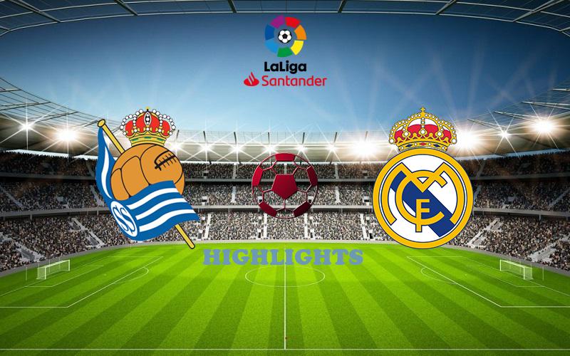 Реал Сосьедад - Реал Мадрид обзор 20.09.2020 Ла Лига