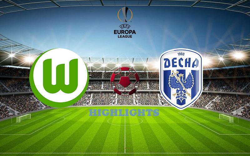 Вольфсбург - Десна обзор 24.09.2020 Лига Европы