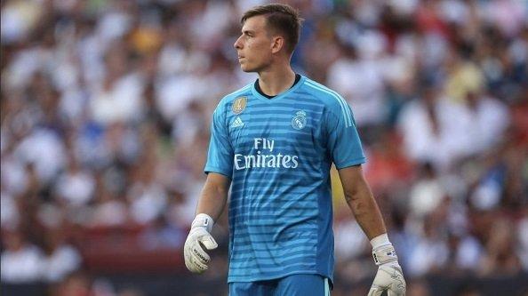 Лунин может дебютировать за «Реал» 17 октября