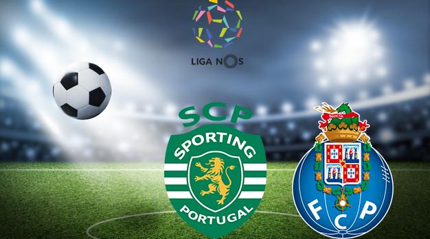Спортинг - Порту Чемпионат Португалии 17.10.2020