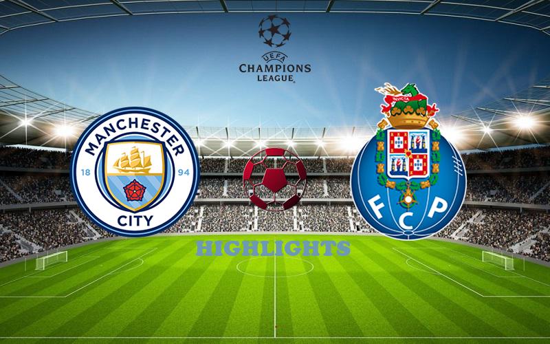 Манчестер Сити - Порту обзор 21.10.2020 Лига Чемпионов