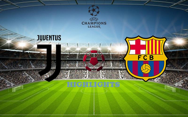 Ювентус - Барселона обзор 28.10.2020 Лига Чемпионов