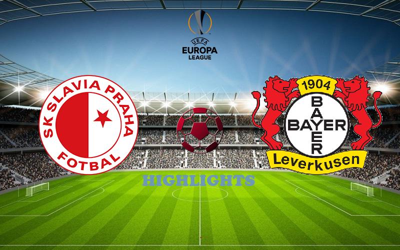 Славия - Байер обзор 29.10.2020 Лига Европы