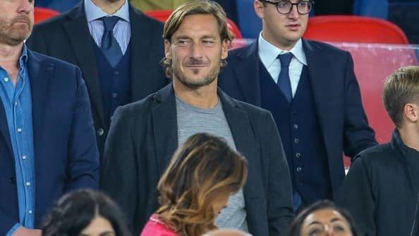 «Рома» предложила Тотти должность в клубе