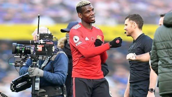 The Athletic: Погба не будет продлевать контракт с «Манчестер Юнайтед»