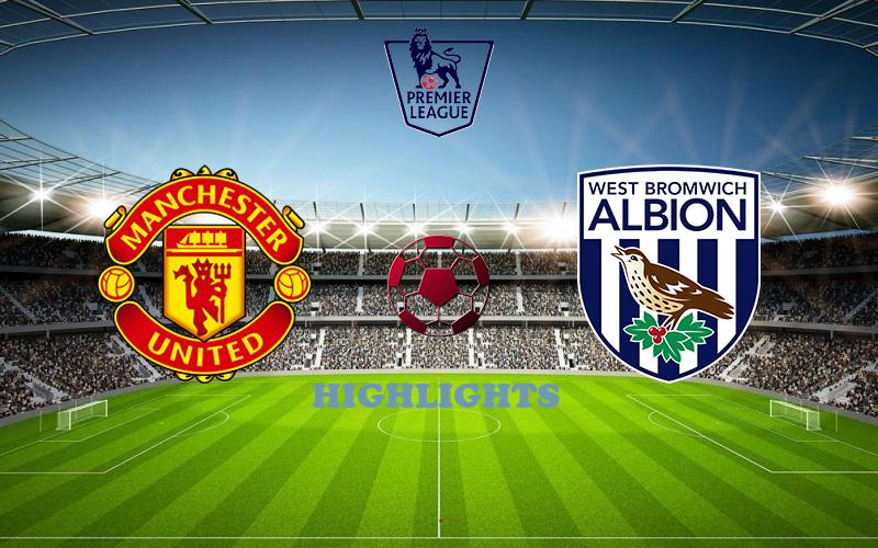 Манчестер Юнайтед - Вест Бромвич обзор 21.11.2020 АПЛ