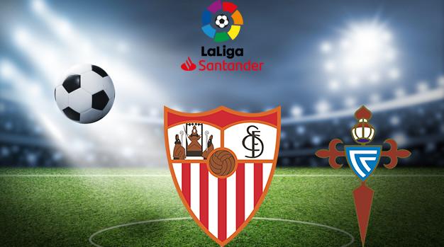 Севилья - Сельта Ла Лига 21.11.2020